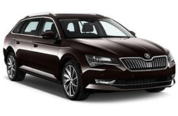 Skoda Superb Station